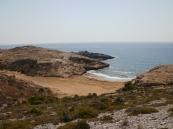 Cala Dentoles vista desde Punta Seca