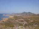 Vista de Calblanque desde Punta Seca