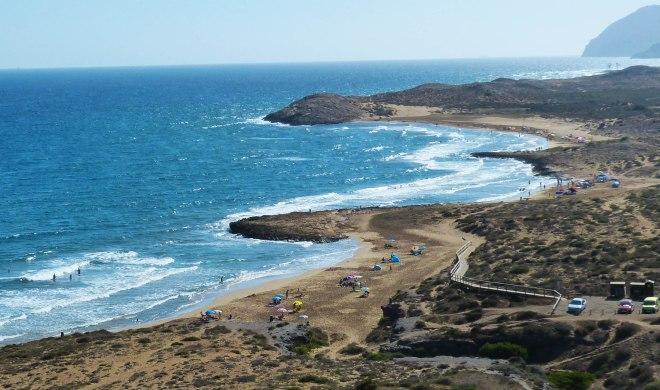 Playas Calblanque Arturo y Dentoles